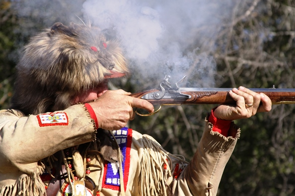 Traditional Muzzle Loader Home