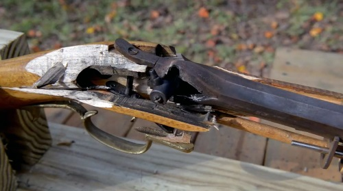 Traditional Muzzle Loader - Rifles of the Mountain Men